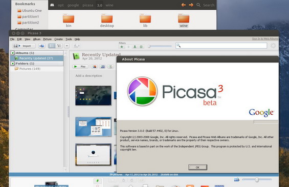 Google has announced Picasa for Mac (in beta) – free software that helps Mac users easily organise their photos in one place, edit pictures, and share them